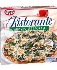 Produktabbildung: Dr. Oetker Ristorante Pizza Spinaci 390 g