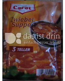 Produktabbildung: Carat (Plus) Zwiebelsuppe 60 g