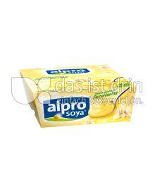 Produktabbildung: alpro soya Dessert Geschmack Feine Vanille 500 g