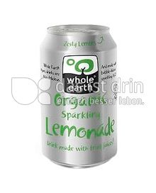 Produktabbildung: Whole Earth Organic Sparkling Lemonade 330 ml