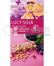 Produktabbildung: Landgarten Bio-Sojariegel Lucy Soja 16 St.