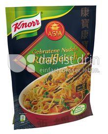 Produktabbildung: Knorr Asia Gebratene Nudeln Rindfleisch 124 g