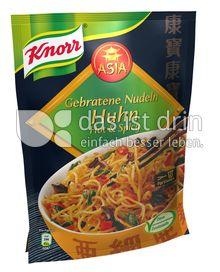 Produktabbildung: Knorr Asia Gebratene Nudeln Huhn Hot & Spicy 124 g