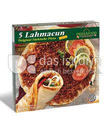 Produktabbildung: Mekkafood Pizza-Lahmacun 1000 g