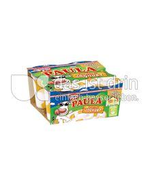 Produktabbildung: Paula Dessert mir Joghurt und Pfirsich-Flecken 4 St.