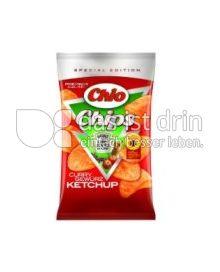 Produktabbildung: Chio Chips Curry Gewürz Ketchup 175 g