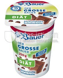 Produktabbildung: Bauer Der große Bauer Diät Stracciatella 250 g