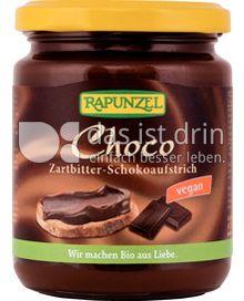 Produktabbildung: Rapunzel Choco Zartbitter-Schokoaufstrich 250 g