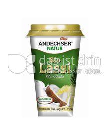 Produktabbildung: BioBio Pina Colada Lassi 250 g