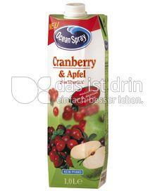Produktabbildung: Cranberry Saft Cranberry und Apfel 1 l