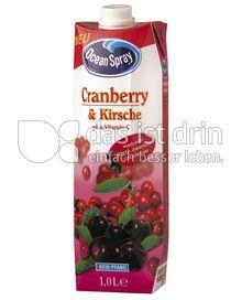Produktabbildung: Cranberry Saft Cranberry und Kirsche 1 l
