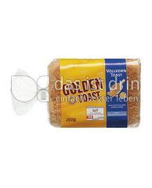 Produktabbildung: GOLDEN TOAST Vollkorn Toast 250 g