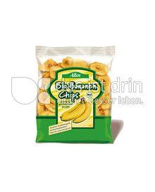 Produktabbildung: Allos Bananen Chips 250 g
