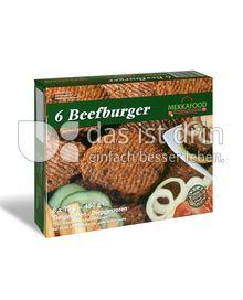 Produktabbildung: Mekkafood Beefburger 450 g