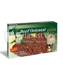 Produktabbildung: Mekkafood Beef Oriental 500 g