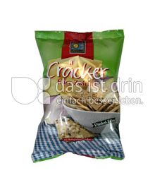 Produktabbildung: Bohlsener Mühle Cräcker Käse-Zwiebel 150 g
