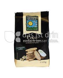 Produktabbildung: Bohlsener Mühle Coco 125 g