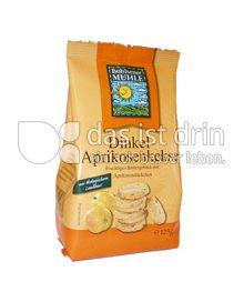 Produktabbildung: Bohlsener Mühle Dinkel-Aprikosenkekse 125 g
