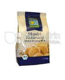 Produktabbildung: Bohlsener Mühle Mandel Heidesand 125 g