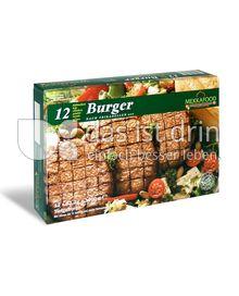 Produktabbildung: Mekkafood Burger 1000 g