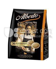 Produktabbildung: Alberto Alberto Espresso Pads 252 g