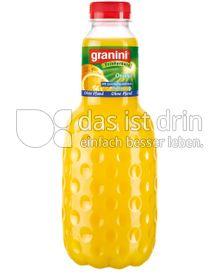 Produktabbildung: Granini Trinkgenuss Orange mit Fruchtfleisch 1 l