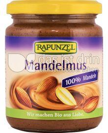 Produktabbildung: Rapunzel Mandelmus