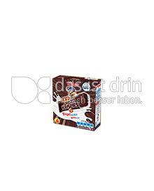 Produktabbildung: Kellogg's Choco Krispies Riegel mit Milch 6 St.