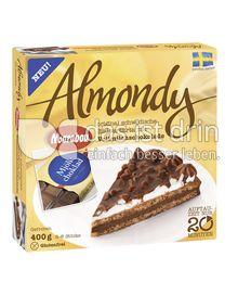 Produktabbildung: Almondy schwedische Baisertorte mit Marabou Vollmilchschokolade 400 g