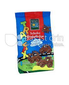 Produktabbildung: Bohlsener Mühle Traffix Schoko Dinkelkekse 150 g