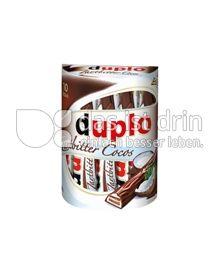 Produktabbildung: Duplo Zartbitter Cocos 10 St.