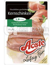 Produktabbildung: Aoste Luftig Fein Kernschinken 80 g