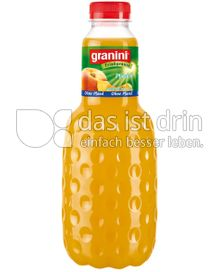 Produktabbildung: Granini Trinkgenuss Pfirsich 1 l