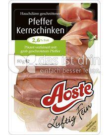 Produktabbildung: Aoste Luftig Fein Pfeffer Kernschinken