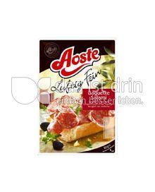 Produktabbildung: Aoste Luftig Fein Baguette Salami 80 g
