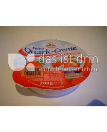 Produktabbildung: Elite Feine Quark-Creme Erdbeere 200 g