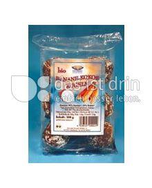 Produktabbildung: Govindas Naturkost Bananen Kokos Kugeln 100 g