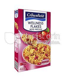 Produktabbildung: Crownfield Wellness Flakes 750 g
