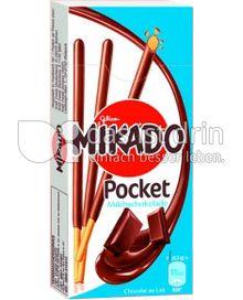 Produktabbildung: Mikado Pocket Milchschokolade 39 g