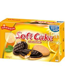 Produktabbildung: Griesson Soft Cake Orange 300 g