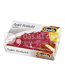 Produktabbildung: Groko Apfel-Rotkohl 450 g