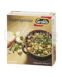Produktabbildung: Groko Suppengemüse 450 g