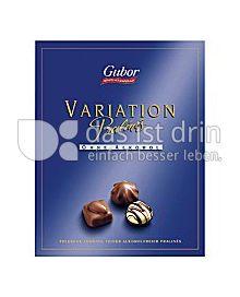 Produktabbildung: Gubor Variation Pralinés 175 g