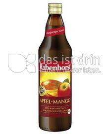 Produktabbildung: Rabenhorst Bio Apfel-Mango 750 ml