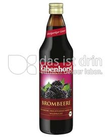 Produktabbildung: Rabenhorst Brombeer Nektar Bio 750 ml