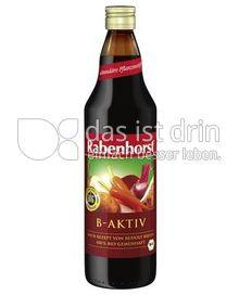 Produktabbildung: Rabenhorst Bio-B-Aktiv 750 ml