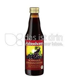 Produktabbildung: Rabenhorst Bio-Schwarzer Johannisbeersaft 330 ml