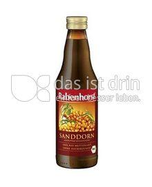 Produktabbildung: Rabenhorst Bio-Sanddorn 330 ml