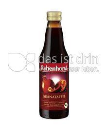 Produktabbildung: Rabenhorst Bio Muttersaft Granatapfel 330 ml