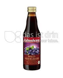 Produktabbildung: Rabenhorst Bio-Heidelbeersaft 330 ml